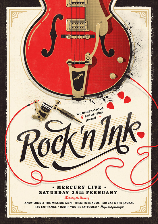Old Fashioned Rock N Roll