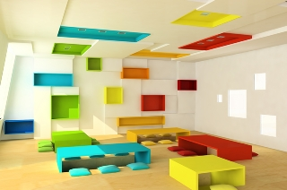 Preschool Interior Design